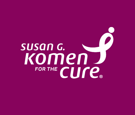 Susan G. Komen - Race for the cure merchandise